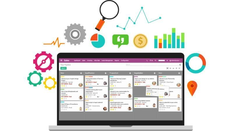Odoo Energy Management System