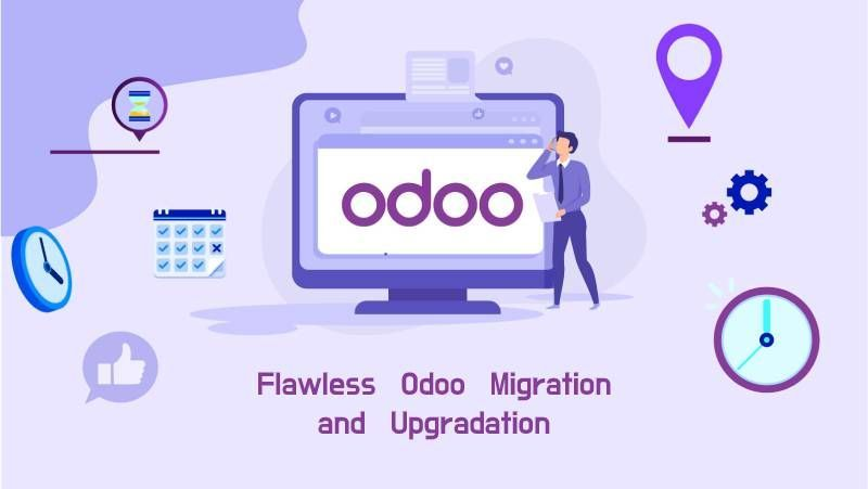 Flawless Odoo Migration and Upgradation